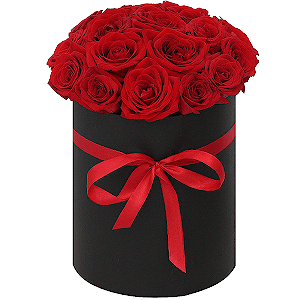 Цветы в шляпной коробке Страсть