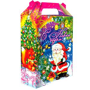 Подарок на новый год - Набор конфет новогодний 500г