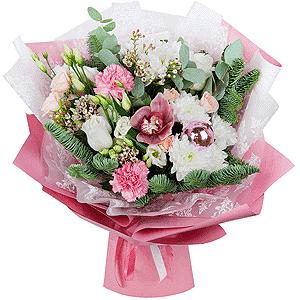 Весенний +30% цветов с доставкой в Ивантеевке